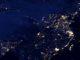 China in der Nacht