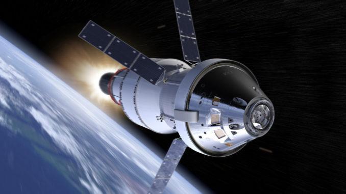 Orion Raumkapsel